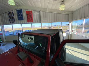 2007 Jeep Wrangler X 4WD Manual
