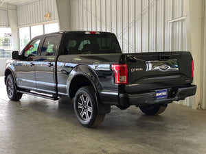 2016 Ford F-150 4WD SuperCrew XLT Sport