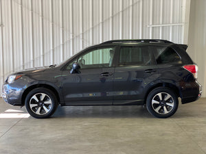 2017 Subaru Forester 2.5i Premium Manual