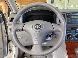 2007 Toyota Corolla LE Manual