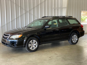 2008 Subaru Outback Manual