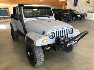 2005 Wrangler Soft Top Reimbursement