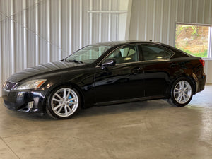 2007 Lexus IS250 Manual Transmission