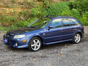 2002 Mazda Protege 5 Wagon Manual
