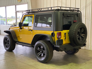 2015 Jeep Wrangler Sport Manual
