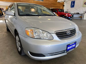 2006 Toyota Corolla Manual