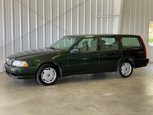 1998 Volvo V70 Wagon Manual