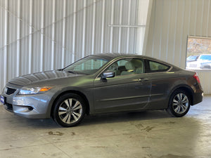 2009 Honda Accord 4C EX-L Manual