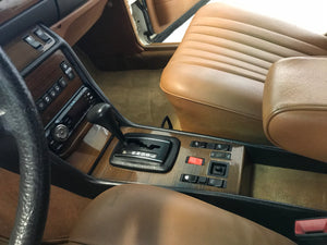 1982 Mercedes Benz 300CD
