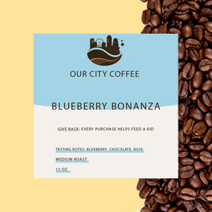 Blueberry Bonanza (Medium Roast)