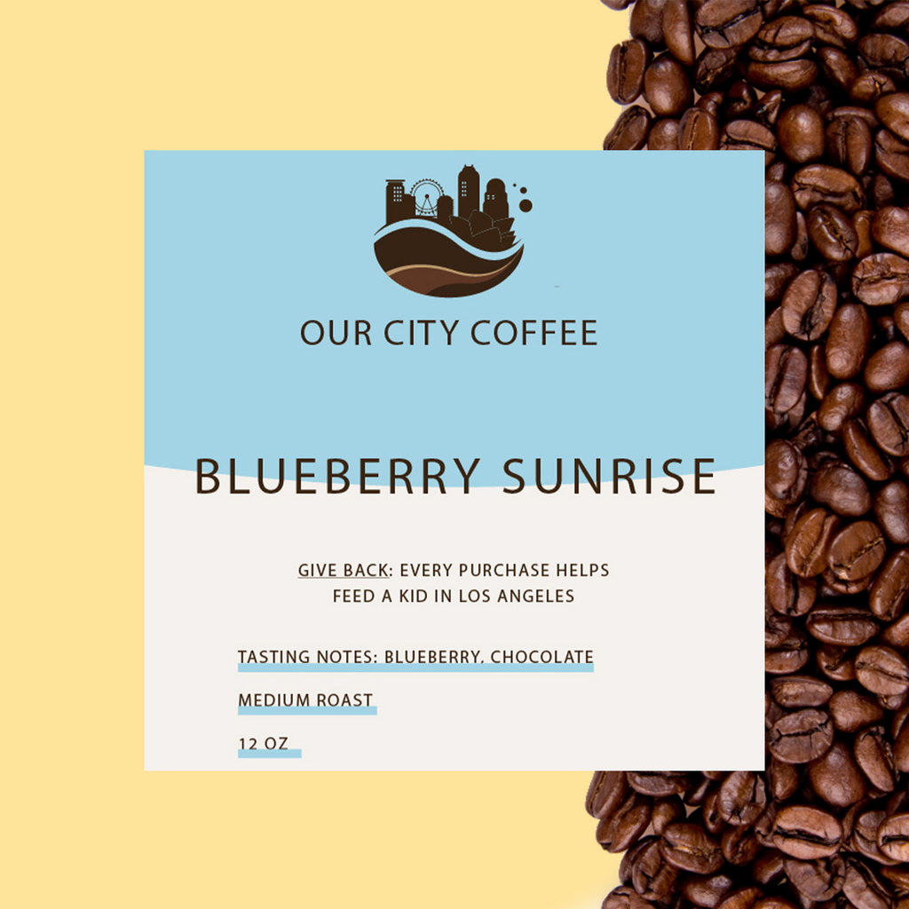 Blueberry Sunrise (Medium) 12oz