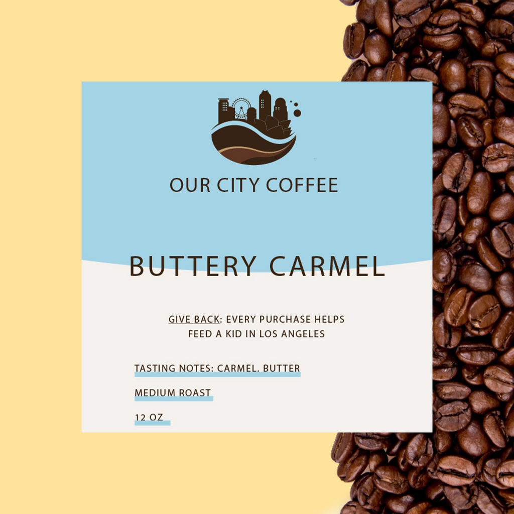 Buttery Carmel (Medium) - 12oz