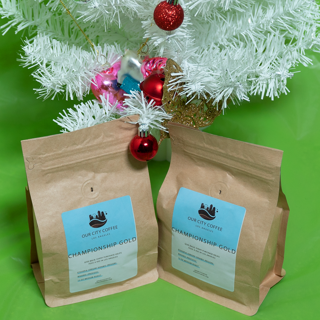 GIFTS: 2 Bags Championship Gold (Medium Roast)