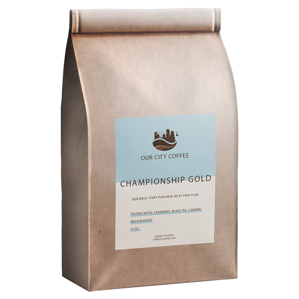 Championship Gold - Whole Bean