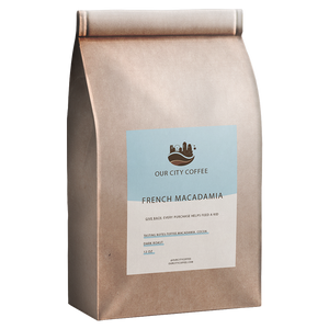 French Macadamia - Ground