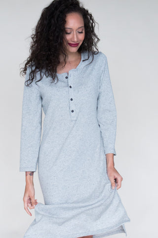 Norma Sweater Caftan