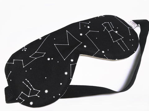 Constellation Eye Mask