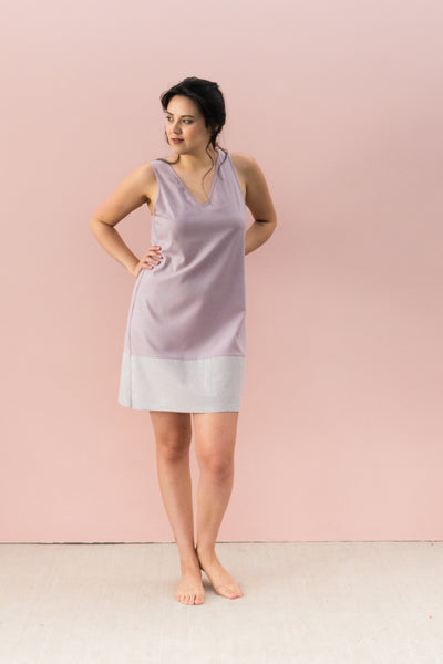 Cecilia Washable Silk Dress