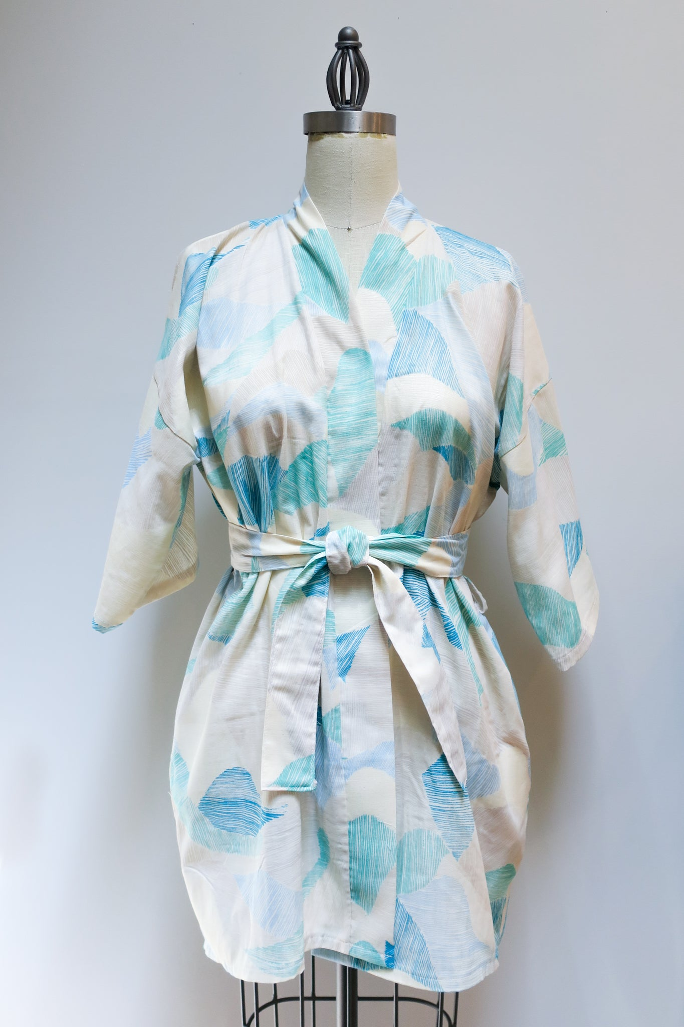 Eleanor | Mountain Cotton Robe