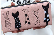 The Four Cats Wallet