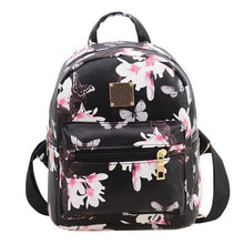 Butterfly & Flower Back-bag