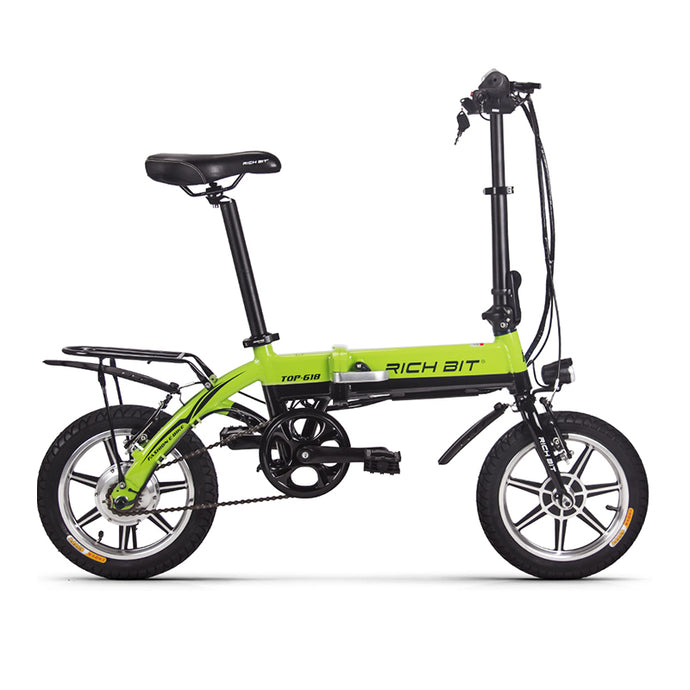 RichBit Folding Electric Bicycle