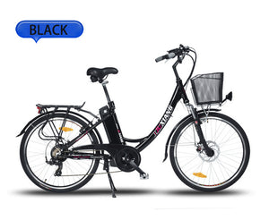 Ju Xiang Electric City Bicycle