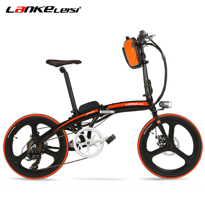 QF600 Elite 500W Folding E Bike