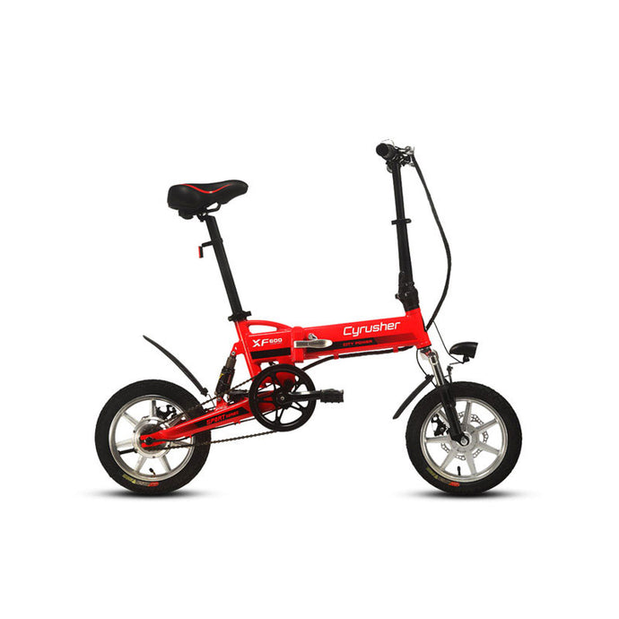 Cyrusher Electric Folding Bicycle