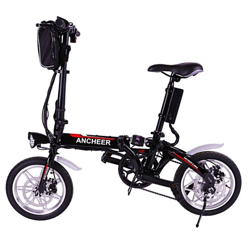 Ancheer 14 inch Electric Folding Bicycle