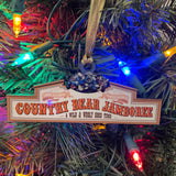 Country Bear Jamboree Holiday Ornament