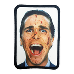American Psycho Iron-On Patch - UNMASKED Horror & Punk Patches and Decor