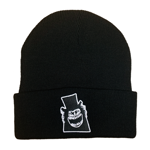 The Babadook Embroidered Beanie - UNMASKED