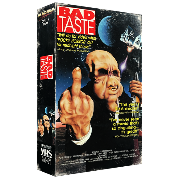Bad Taste Drink Coaster - UNMASKED
