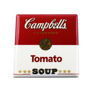 Campbell's Soup Magnet - UNMASKED