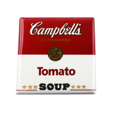 Campbell's Soup Magnet - UNMASKED Horror & Punk Patches and Decor
