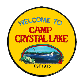 Camp Crystal Lake Phone Grip - UNMASKED Horror & Punk Patches and Decor