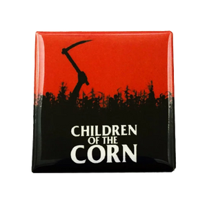 Children of the Corn Magnet - UNMASKED Horror & Punk Patches and Decor