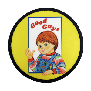Child's Play Iron-On Patch - UNMASKED