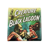 Creature from the Black Lagoon Magnet - UNMASKED Horror & Punk Patches and Decor