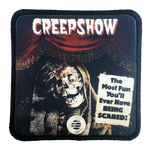 Creepshow Iron-On Patch - UNMASKED Horror & Punk Patches and Decor