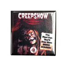 Load image into Gallery viewer, Creepshow Magnet - UNMASKED Horror & Punk Patches and Decor