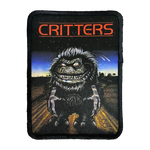 Critters Iron-On Patch
