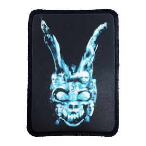 Donnie Darko Iron-On Patch - UNMASKED Horror & Punk Patches and Decor