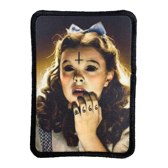 Satanic Dorothy Iron-On Patch - UNMASKED