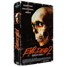 Load image into Gallery viewer, Evil Dead 2 Drink Coaster - UNMASKED Horror & Punk Patches and Decor