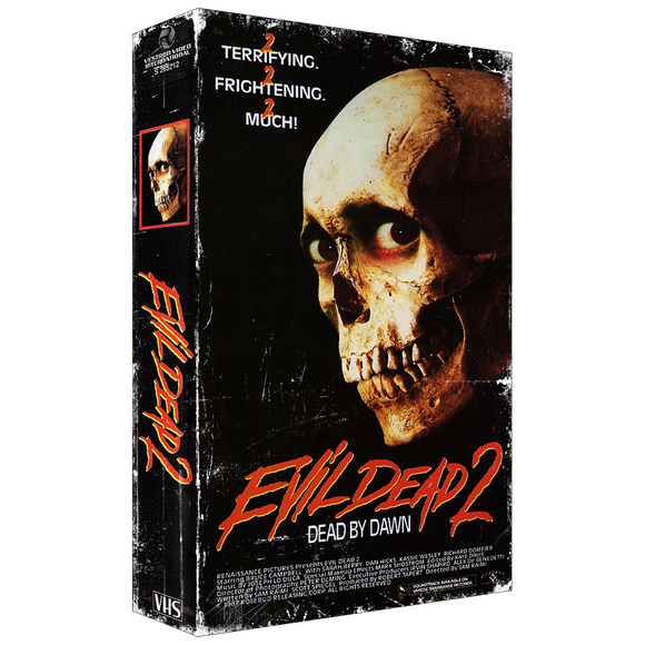 Evil Dead 2 Drink Coaster - UNMASKED Horror & Punk Patches and Decor