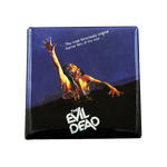 Evil Dead Magnet - UNMASKED Horror & Punk Patches and Decor