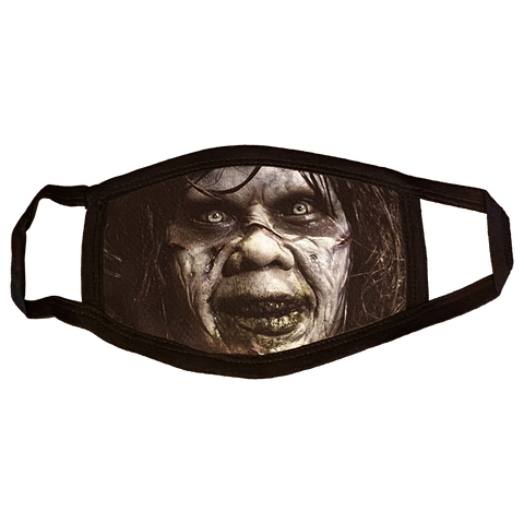 The Exorcist Regan Face Mask