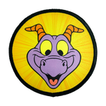 Figment Iron-On Patch - UNMASKED Horror & Punk Patches and Decor